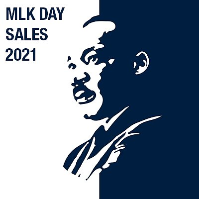 Martin Luther King Sales 2021