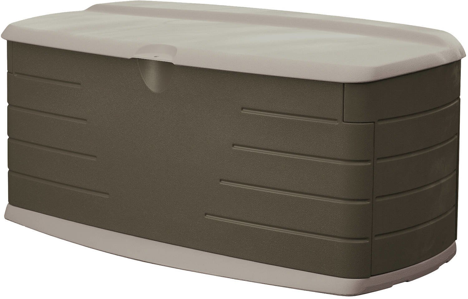 Rubbermaid Large Deck Box with Seat + F/S