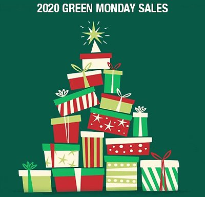 Green Monday 2020 Sales