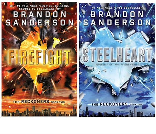 Steelheart or Firefight Book [Kindle Edition] for only $2!