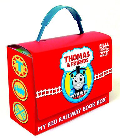 Thomas and Friends: My Red Railway Book Box