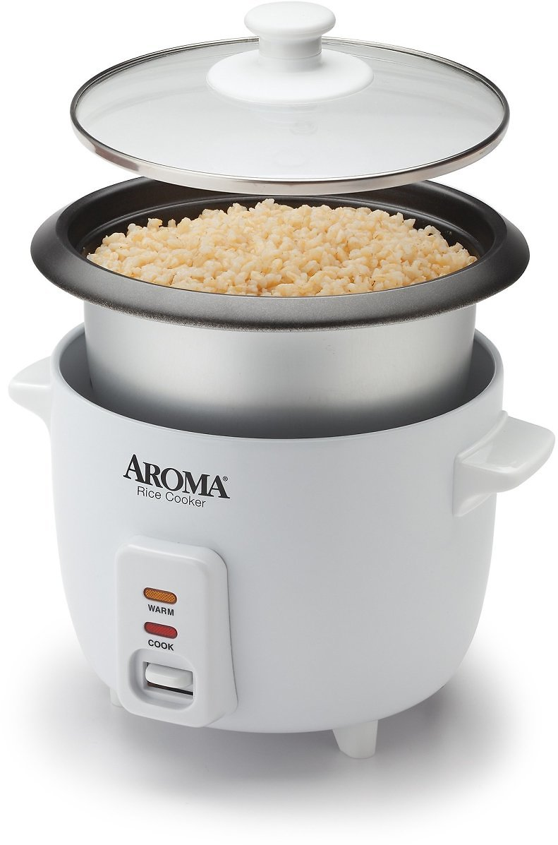 Aroma ARC-363NG 6-Cup Pot-Style Rice Cooker