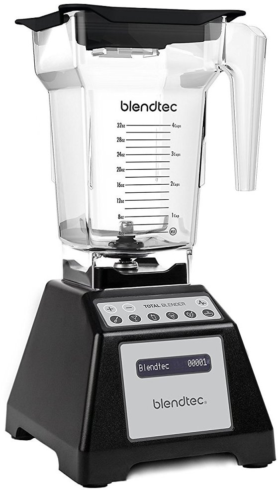 Blendtec Total Blender Classic + Free shipping