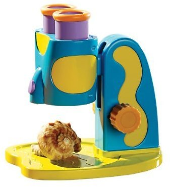 today only Educational Insights My First Microscope