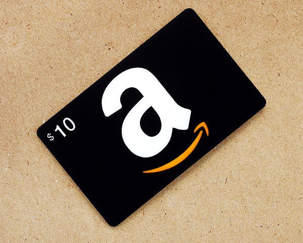 Last Day! Free $5-$10 Amazon Credit w/ Gift Card Purchase (Limited Accounts)
