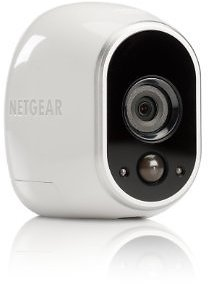 Arlo - Wireless Home Security Camera System | Includes Cloud Storage & Required Base Station | 1-Camera System (VMS3130)
