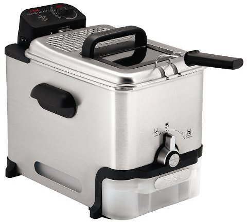 T-fal Deep Fryer with Basket, 2.6-Pound