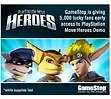 FREE PlayStation Move Heroes Demo for PS3 Download