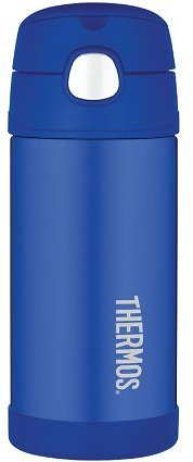 Thermos 12-Ounce Funtainer Bottle (Blue)