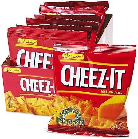 36-Pk Cheez-It Baked Snack Crackers