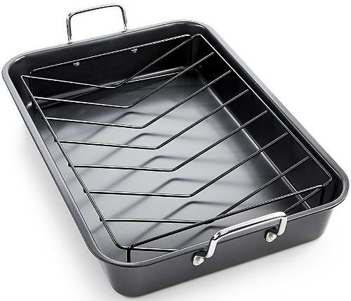 Tools of the Trade Nonstick Roaster & Rack