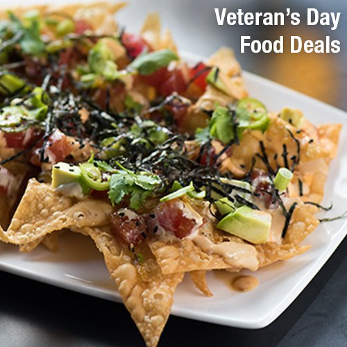Top 28 Veterans Day Free Meals 2020