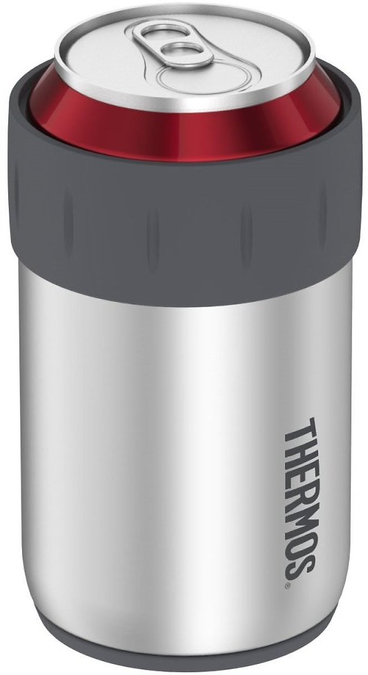 12-Oz Thermos Stainless Steel Beverage Can Insulator