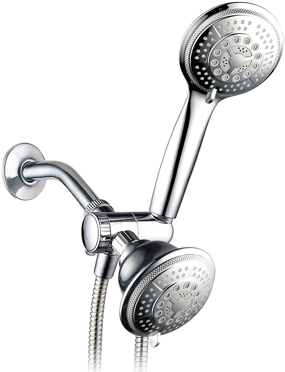 Hydroluxe 3-Way 2-In-One Shower Head/Handheld Combo