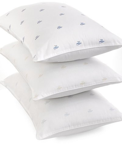 Ralph Lauren Medium Density Standard/Queen Pillow