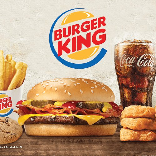 2 Whopper Meals (Burger, Fries & Drink) + 2 For $4 Breakfast