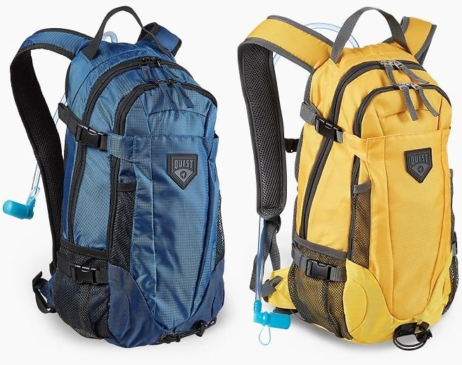 Quest 2L Hydration Pack (Select Colors)