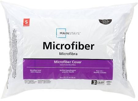 Mainstays Microfiber Pillow