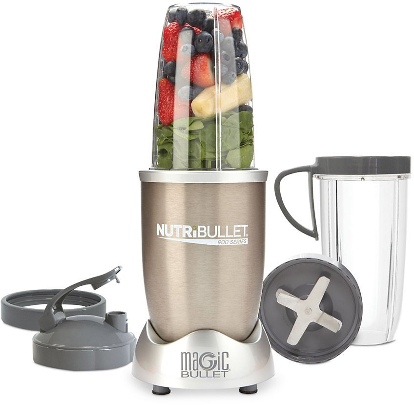 NutriBullet® Pro NB90901 900-Watt Professional Series By Magic Bullet (Ships Free)