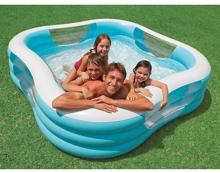 Intex Beach Wave Swim Center Pool (Price Drop)