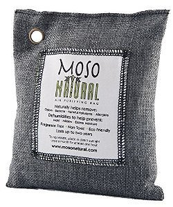 Moso Natural Air Purifying Bag for $9.84