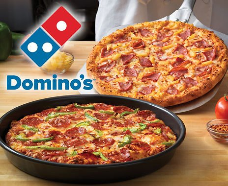 Large Pizza with Up to 5 Toppings for $9.99 (Carryout Only) | Domino's