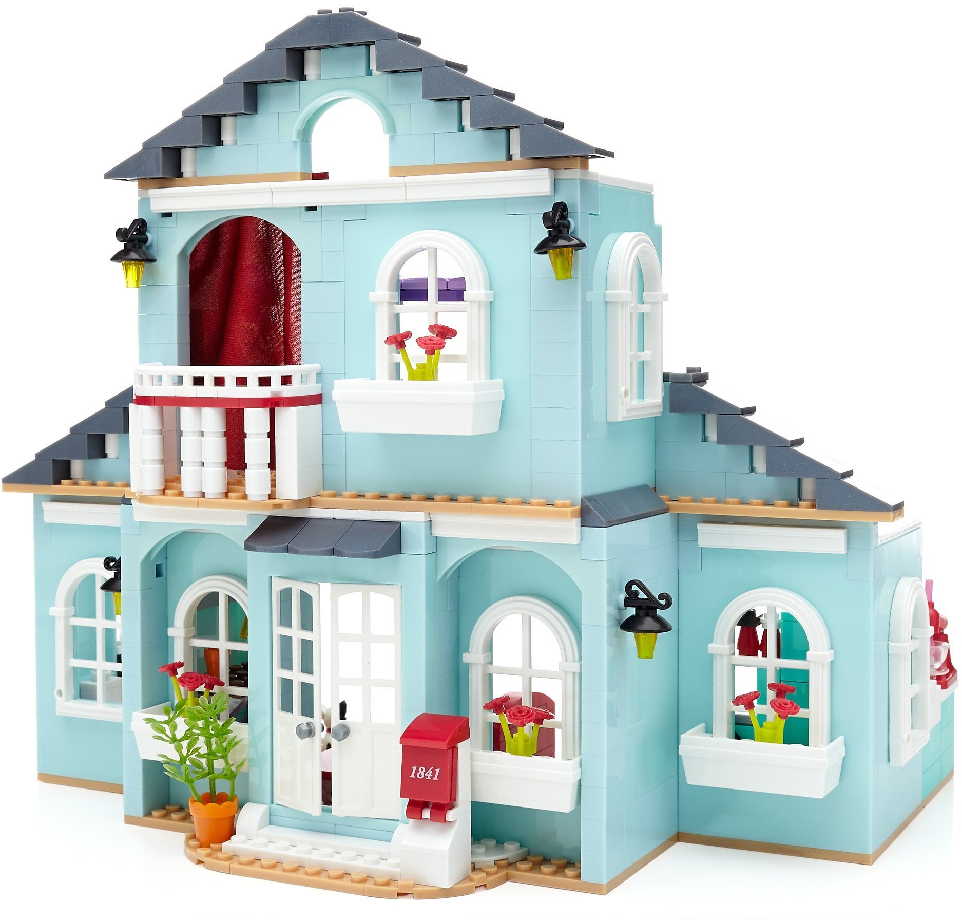 Mega Bloks American Girl Grace's 2-in-1 Buildable Home + Free Shipping