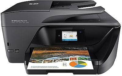 HP OfficeJet Pro All-in-One Inkjet Printer (F/S)