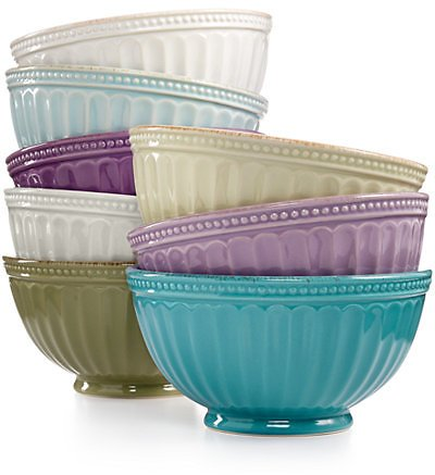 Lenox French Perle Bowl (3 Colors)
