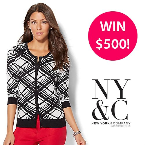 $500 New York & Company Giveaway (Last Day!)