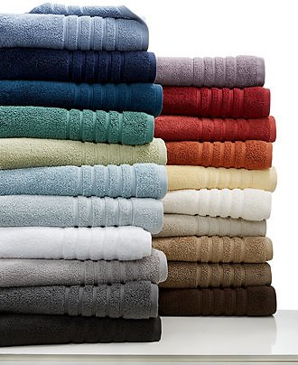 Hotel Collection Ultimate MicroCotton Bath Towel Collection, 100% Cotton