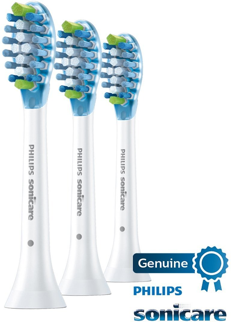 3-Count Philips Sonicare Adaptive Clean Replacement Toothbrush Heads