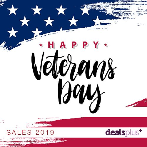 Veterans Day Sales 2019