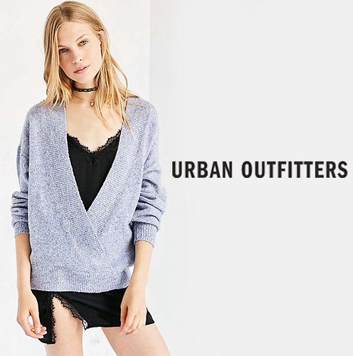 Silence + Noise Surplice Top | Urban Outfitters