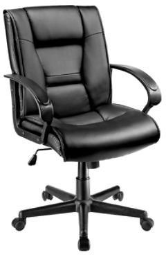 Brenton Studio Ruzzi Mid-Back Managers Chair