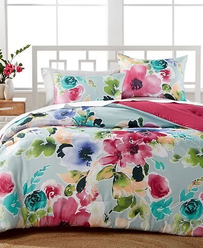 Hallmart Collectibles Amanda 3-Pc. Reversible Comforter Set