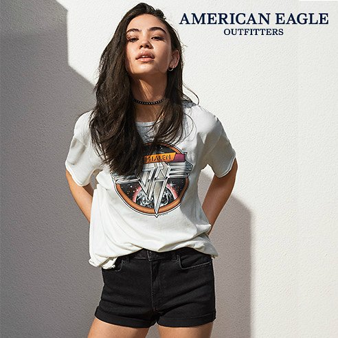 2 Days Only! Take 30% off + FREE Shipping only at AE.com!