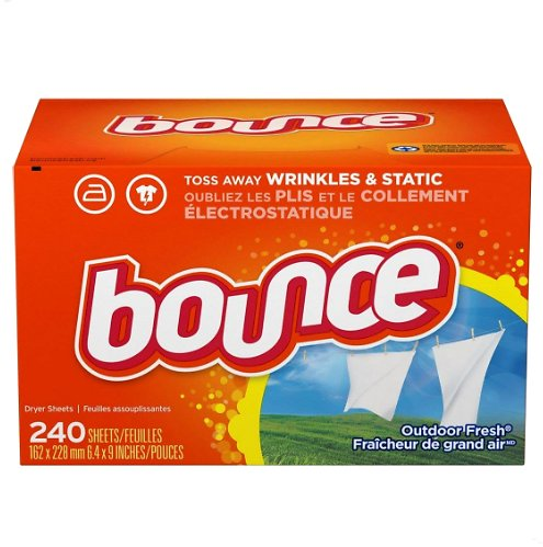 240-Count Bounce Fabric Softener