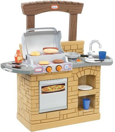 Little Tikes Cook 'n Play Outdoor BBQ Grill + Free Shipping