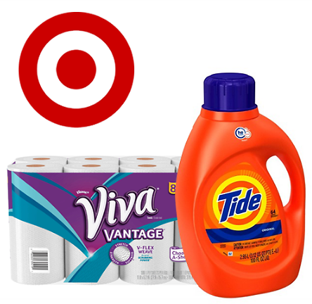$15 Off $50 Household Essentials