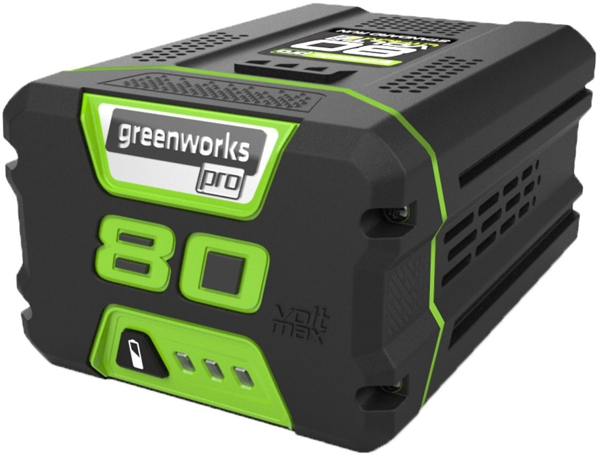 GreenWorks GBA80200 80V 2.0AH Lithium Ion Battery