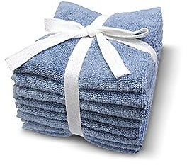 Huntington Home 8-Piece Washcloth Set - 11/04
