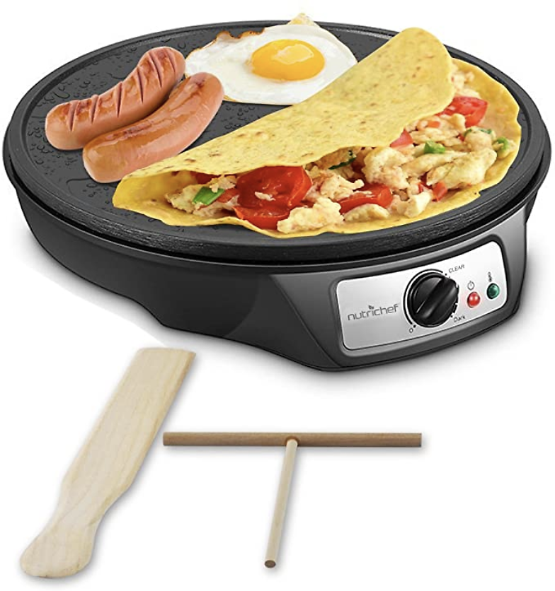 NutriChef Electric Griddle
