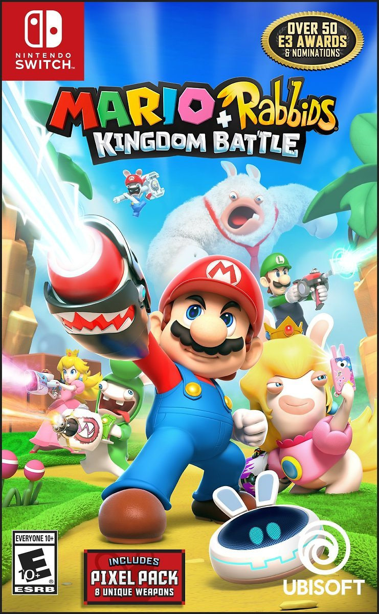 Mario + Rabbids Kingdom Battle Nintendo Edition