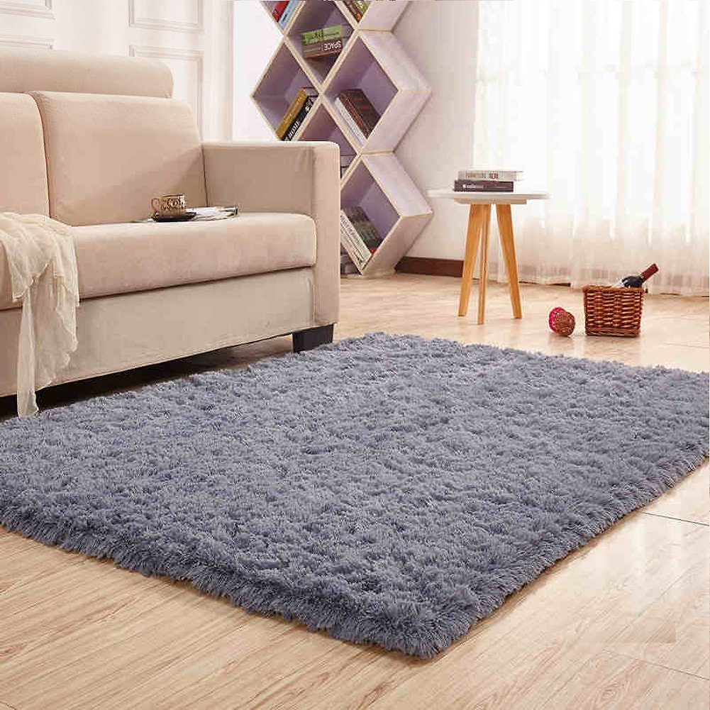 Modern Shag Area Rugs (8 Colors)