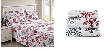 Huntington Home Queen or King Flannel Sheet Set - 11/04