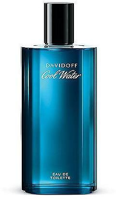 Cool Water By Davidoff Cologne for Men 4.2 Oz Tester With Cap