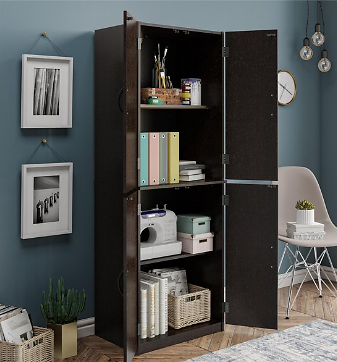 Mainstays Storage Cabinet (3 Colors) + Ships Free
