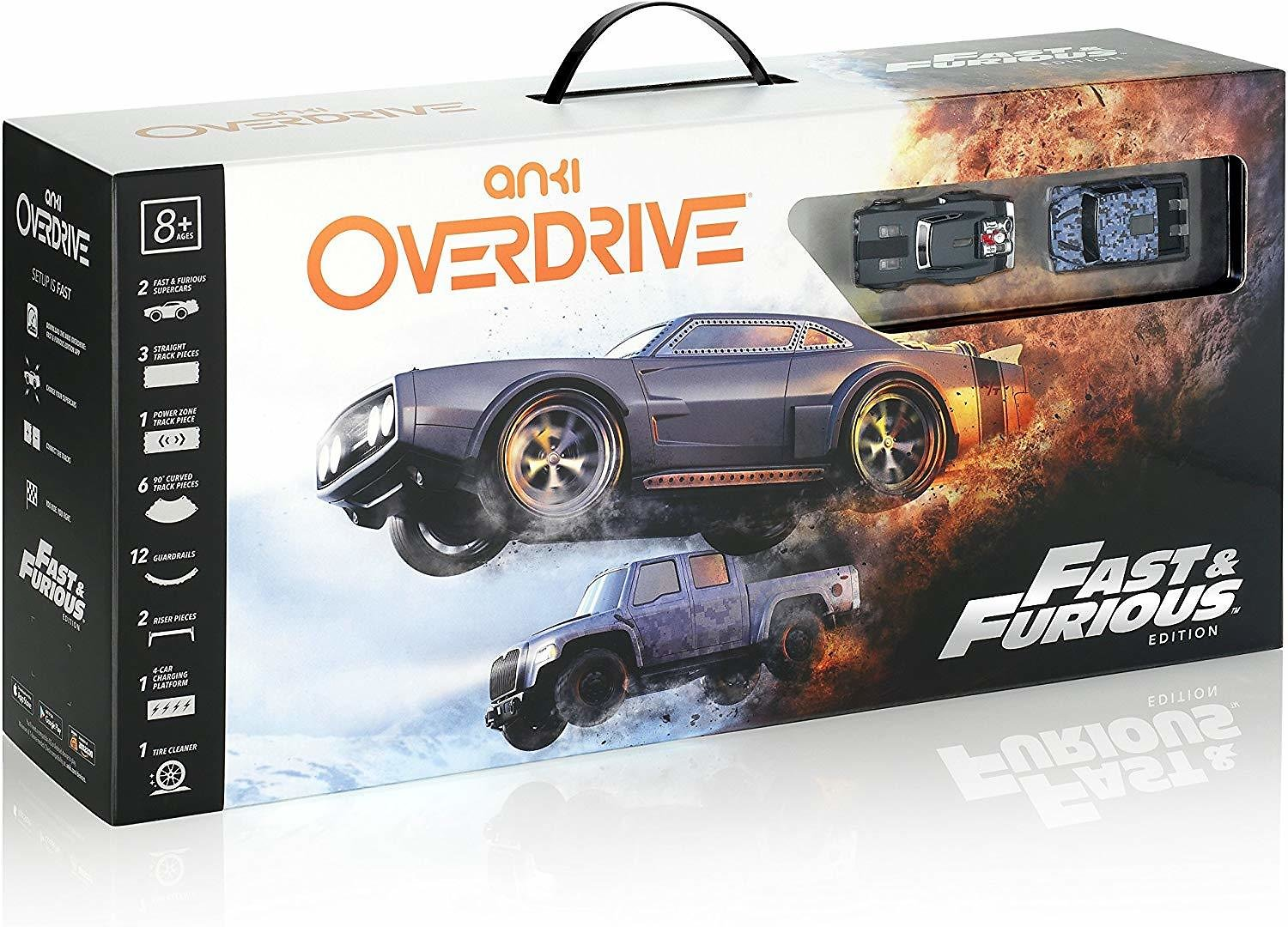 Anki Overdrive 'Fast & Furious' Remote Control Car Set