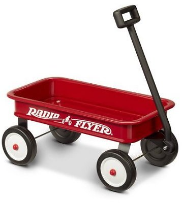 Radio Flyer My 1st Play Wagon